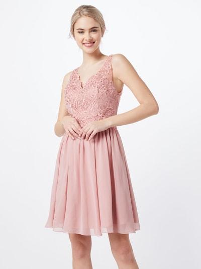 Laona Cocktailkleid in mauve / rosé, Modelansicht