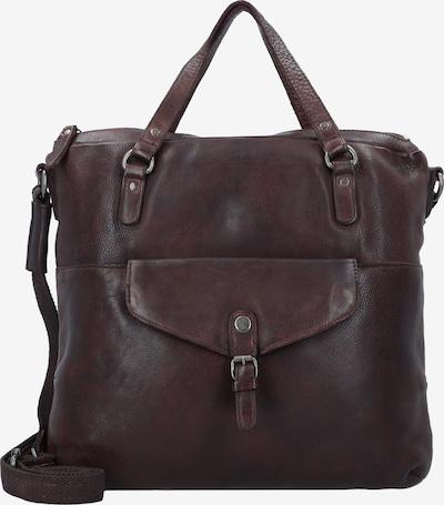 GREENBURRY Handtas 'Vintage' in de kleur Kastanjebruin, Productweergave