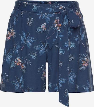 Tom Tailor Polo Team Shorts in taubenblau / mischfarben, Produktansicht