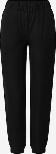 EDITED Pantalon 'Halvar' en noir, Vue avec produit