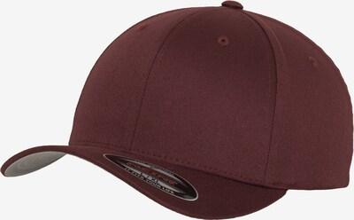 Flexfit Cap in bordeaux, Produktansicht
