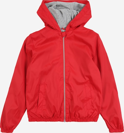 UNITED COLORS OF BENETTON Prijelazna jakna u crvena, Pregled proizvoda