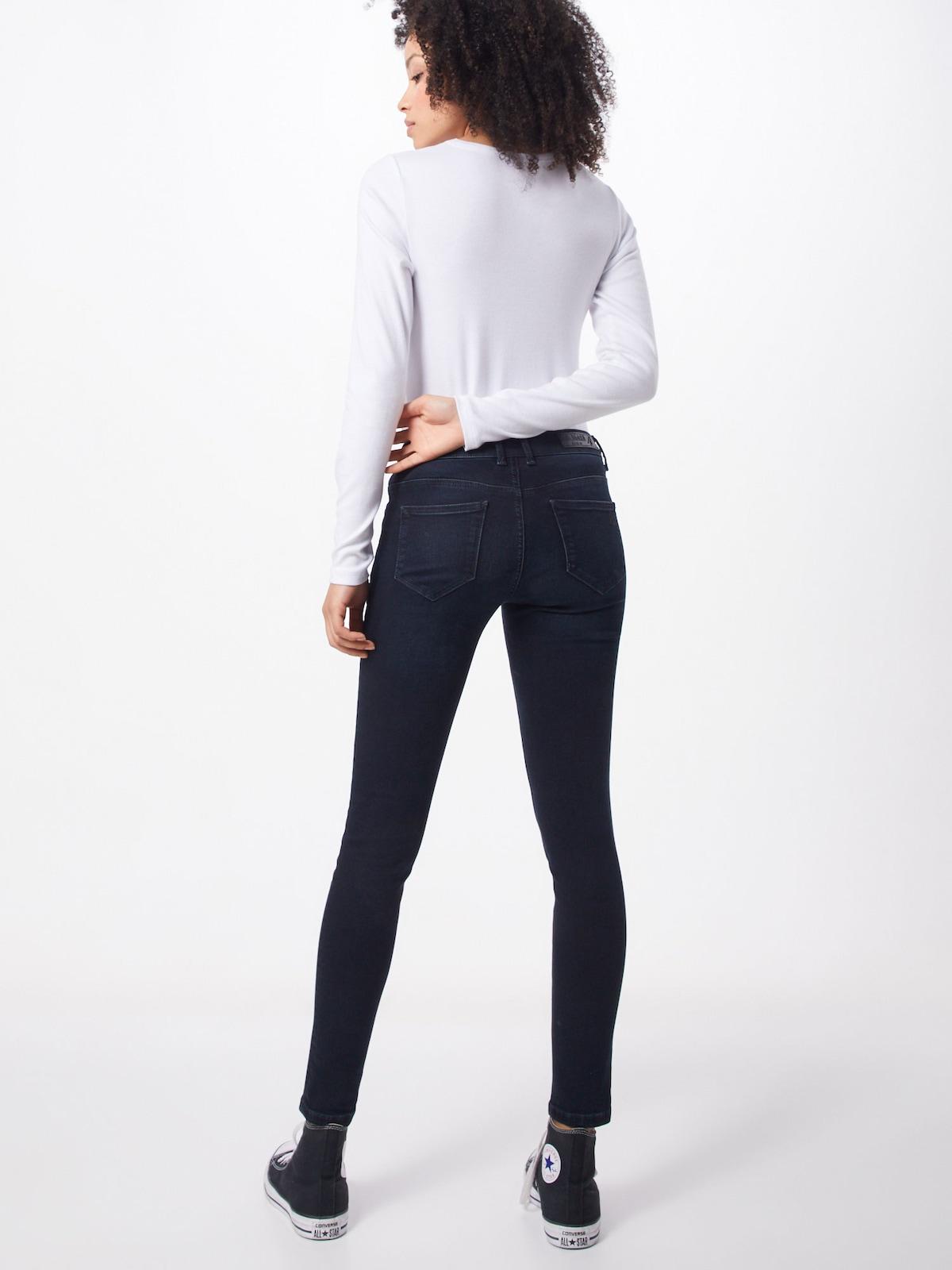Beliebt Frauen Bekleidung Goldgarn Jeans 'Jungbusch' in blau Zum Verkauf