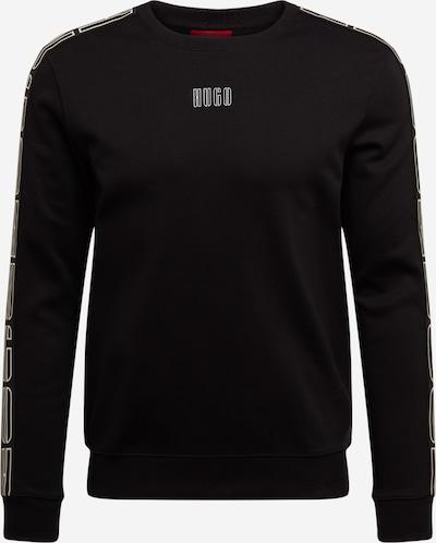 HUGO Sweatshirt 'Doby203' in schwarz, Produktansicht