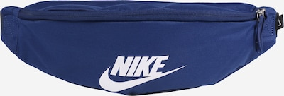 Nike Sportswear Gürteltasche 'Heritage' in blau / weiß, Produktansicht