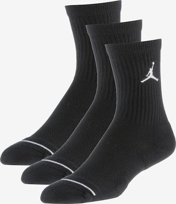 Jordan Sokker i svart