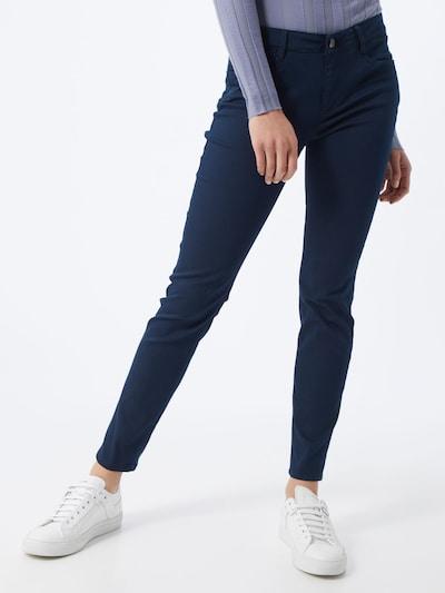 Pantaloni 'SHAKIRA' BRAX pe navy / albastru închis, Vizualizare model