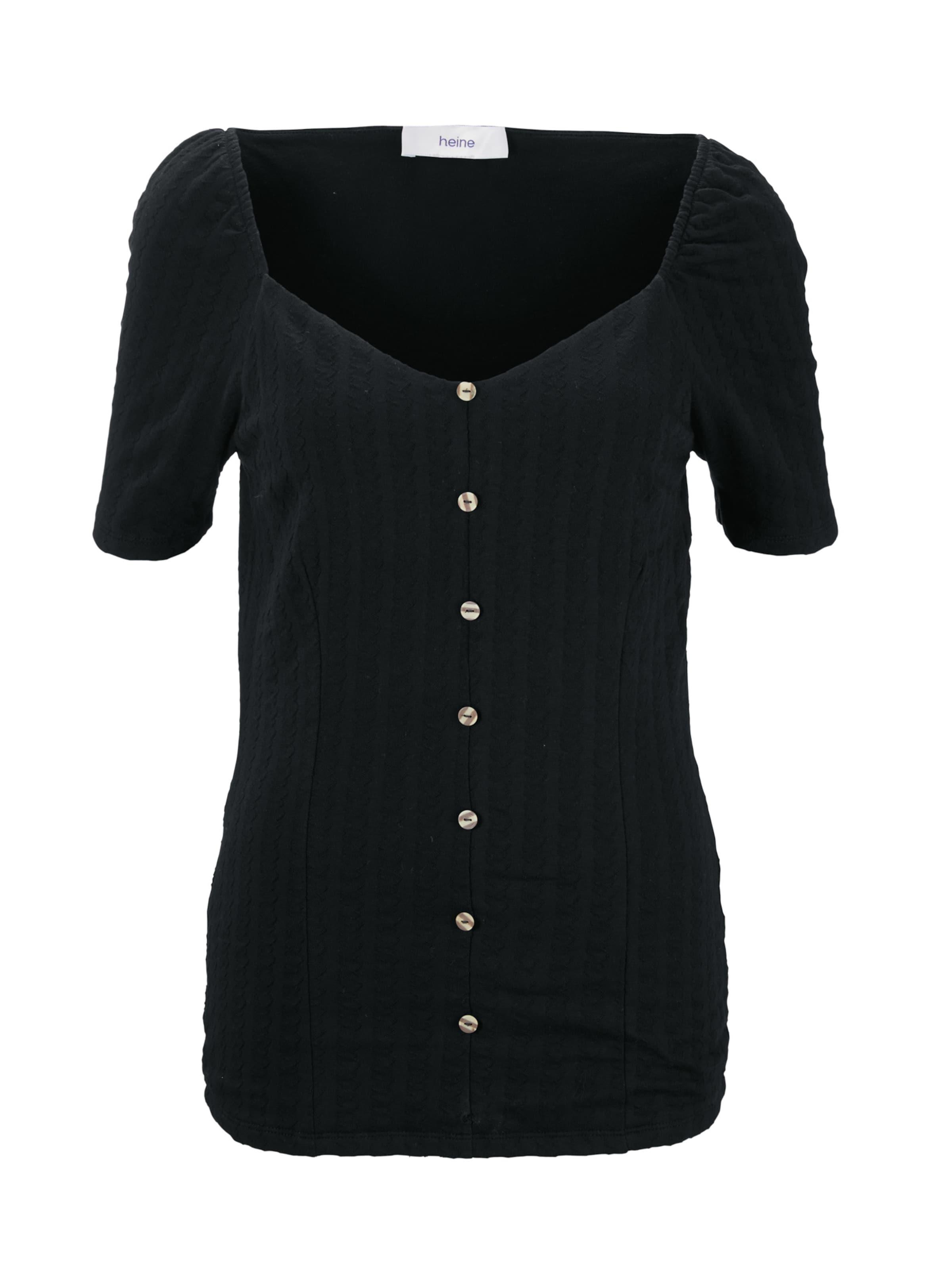 En shirt T shirt T En Noir Heine Heine edWxorBC