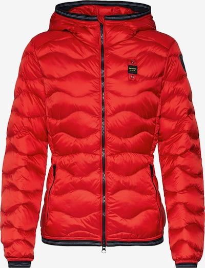 Geacă de iarnă 'GIUBBINI CORTI IMB PIUMA APERTURA' Blauer.USA pe roșu, Vizualizare produs
