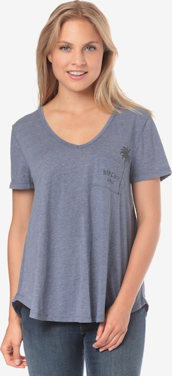 RIP CURL First Light Pocket T-Shirt in grau, Produktansicht