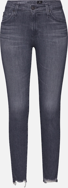 AG Jeans Jeans in grey denim, Produktansicht
