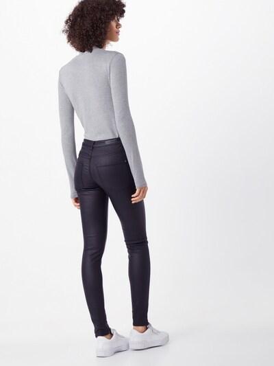 JACQUELINE de YONG Pantalon 'THUNDER' en noir: Vue de dos