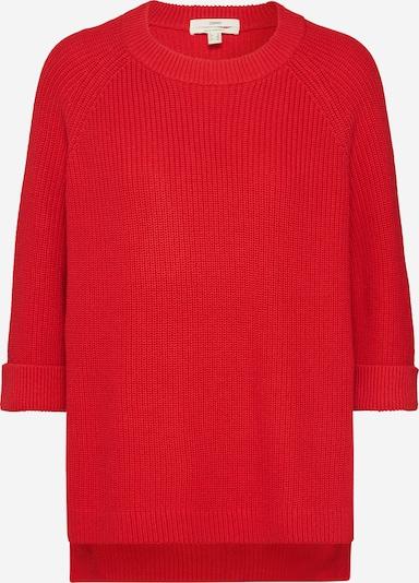 ESPRIT Pullover 'OCS' in rot, Produktansicht