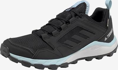 adidas Terrex Laufschuh 'Agravic' in opal / hellgrau / schwarz, Produktansicht