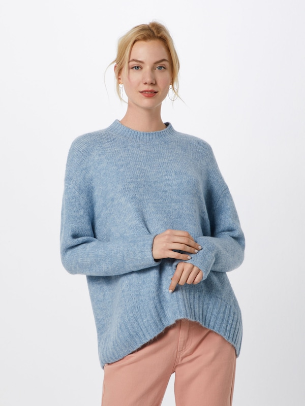 En Bleu New Look Pull 'slouch' Clair over OuTwkXZiP