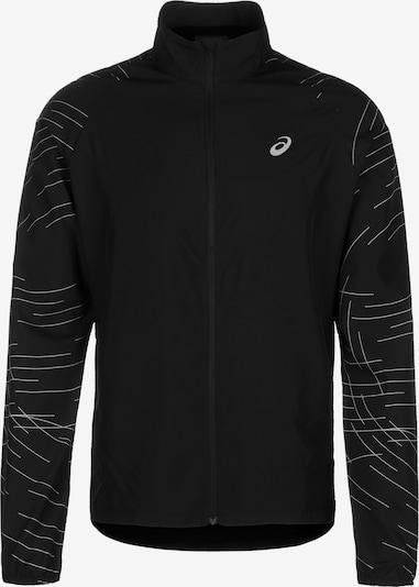 ASICS Jacke in schwarz, Produktansicht