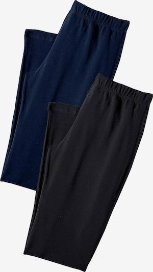VIVANCE Leggings in marine / schwarz, Produktansicht