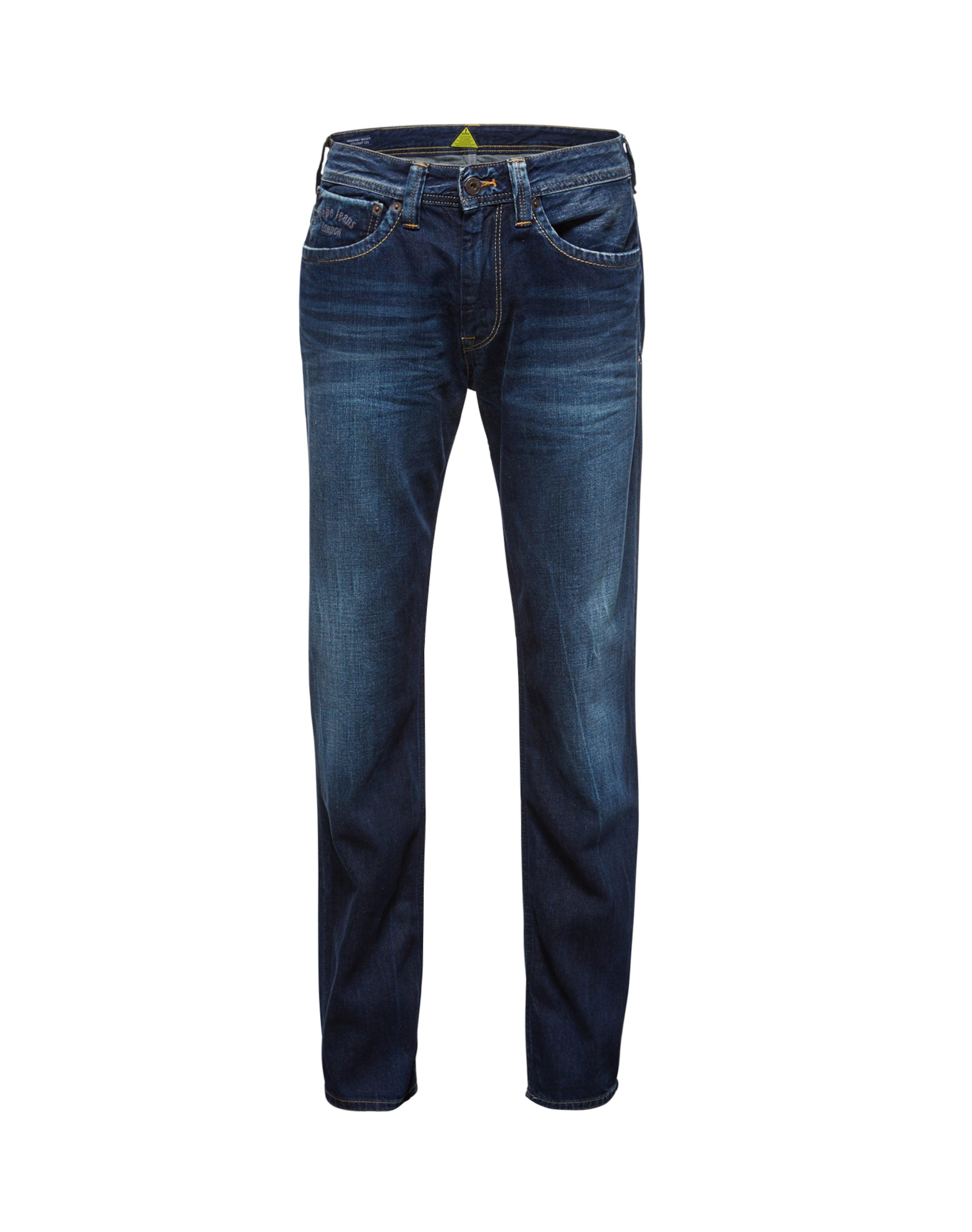 Pepe In Blue Blue Jeans In Denim Jeans Pepe Pepe Denim XuOZTPki