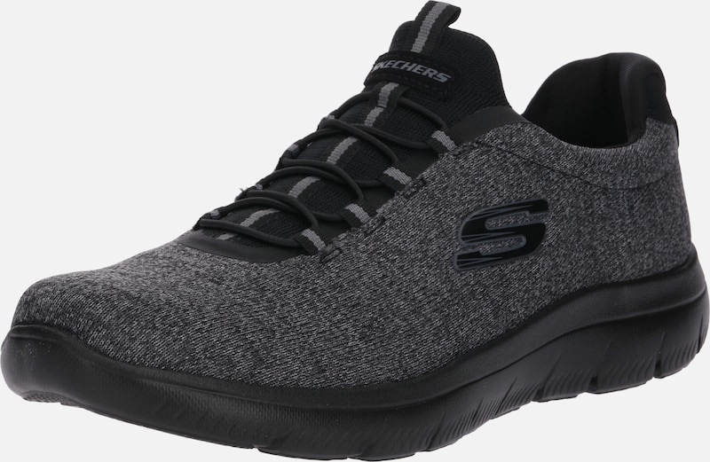 Skechers Forton' 'summits Baskets En Anthracite Basses Nmwn80