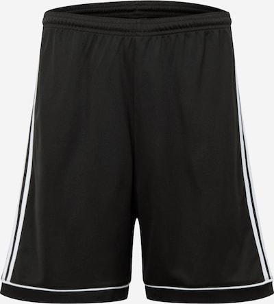 ADIDAS PERFORMANCE Športne hlače 'Squadra 17' | črna / bela barva, Prikaz izdelka