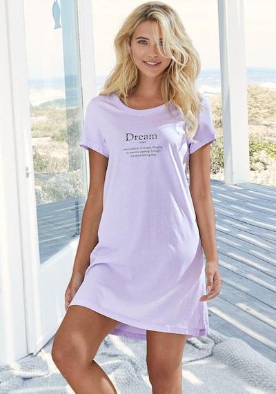 VIVANCE Nachthemd in helllila, Modelansicht