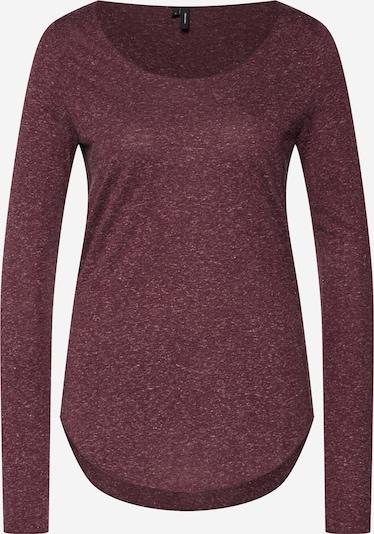 Marškinėliai iš VERO MODA , spalva - vyšninė spalva, Prekių apžvalga