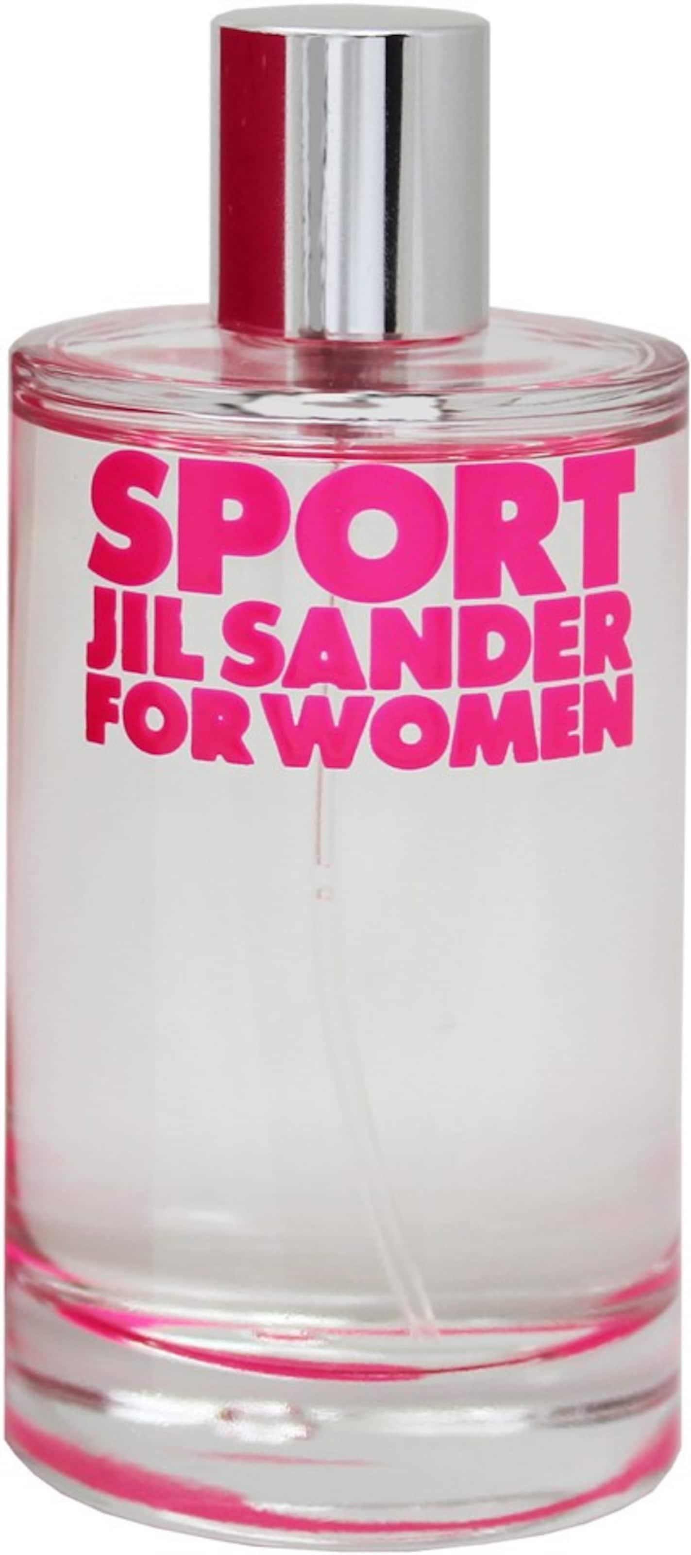 JIL SANDER 'Sport for Woman' Eau de Toilette Freiheit Genießen MflrOUsn