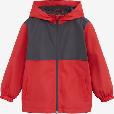 MANGO KIDS Jacke 'chicago6' in rot, Produktansicht