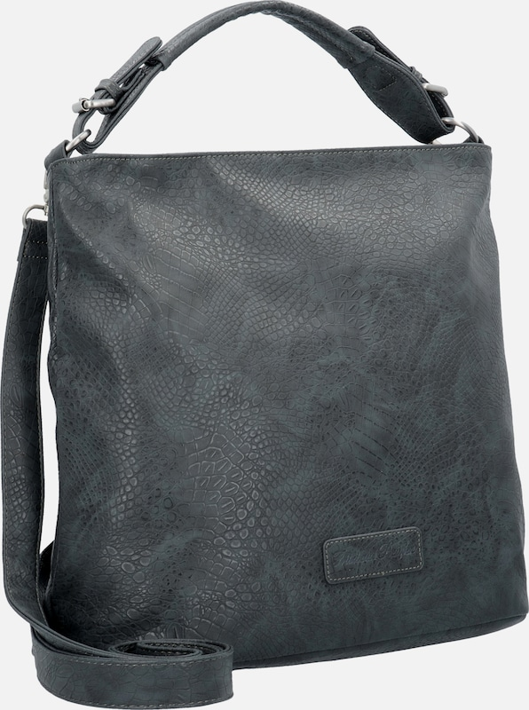 Fritzi Of Prussia Oline Reptile Shoulder Bag