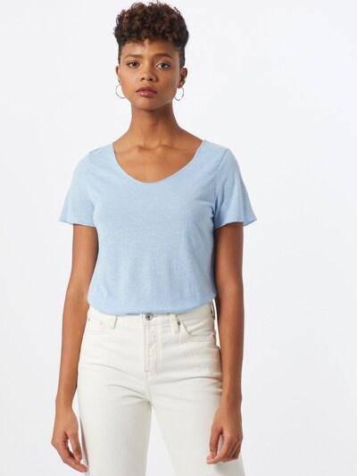 VERO MODA Shirt in hellblau: Frontalansicht