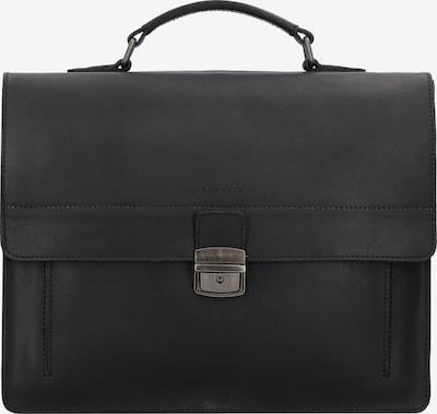 Burkely Aktentasche 'Scott' in schwarz, Produktansicht