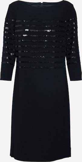 Rochie '12020' LAUREL pe negru, Vizualizare produs