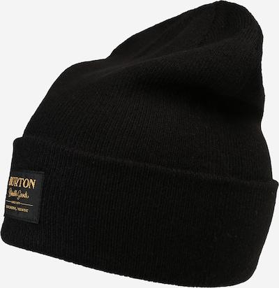 BURTON Casquette de sport 'Kact' en noir, Vue avec produit