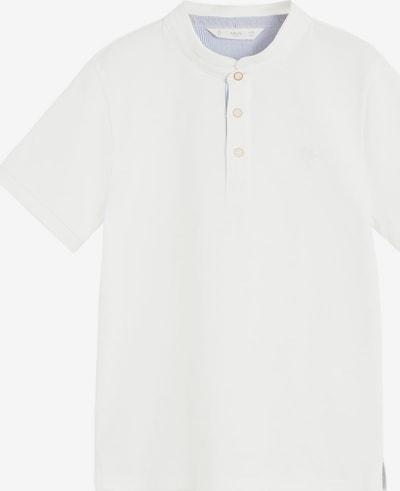MANGO KIDS T-Shirt 'CAMISETA HANO' en blanc, Vue avec produit