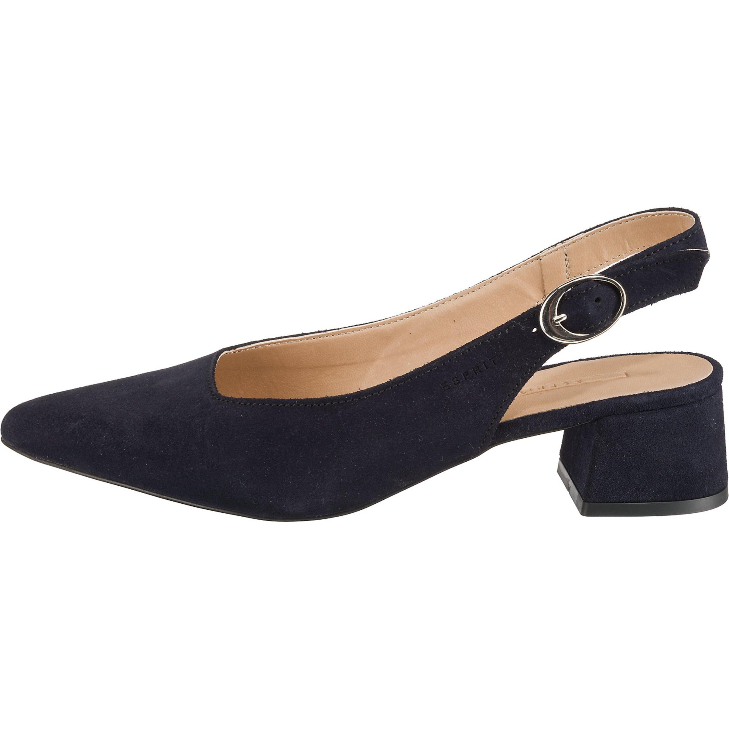 'zina Sling' In Esprit Sling Blau pumps xoWdrBeC