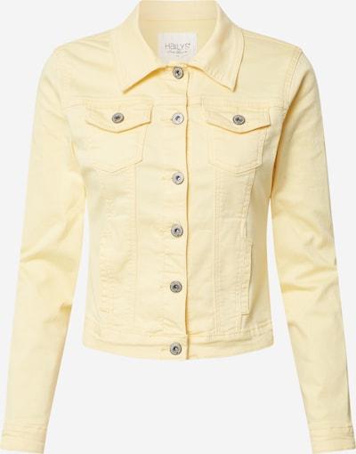 Hailys Jacke 'Enny' in gelb, Produktansicht