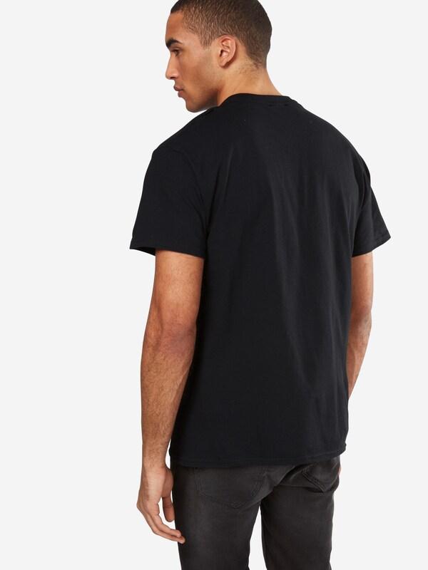 NEW LOOK T-Shirt 'COPP PRINT P'