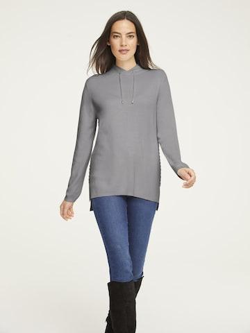 heine Sweater in Grey