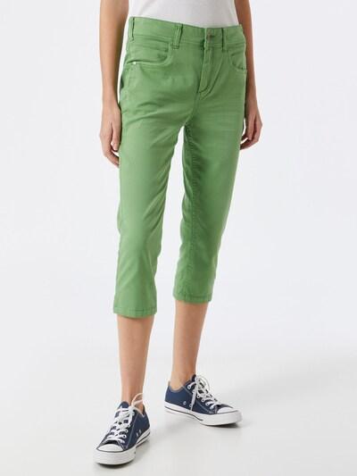 TOM TAILOR Hose 'Kate' in grün, Modelansicht