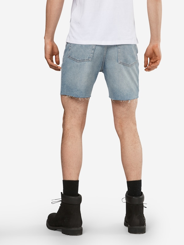 Cheap Blue Shorts Denim Monday 'sonic' 4pnvT4w