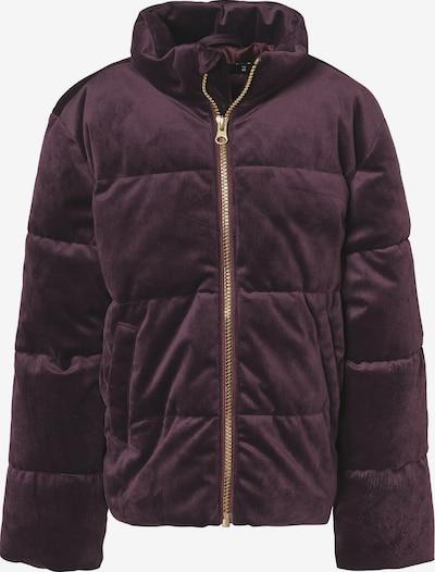 NAME IT Winterjacke 'Misti' in beere, Produktansicht