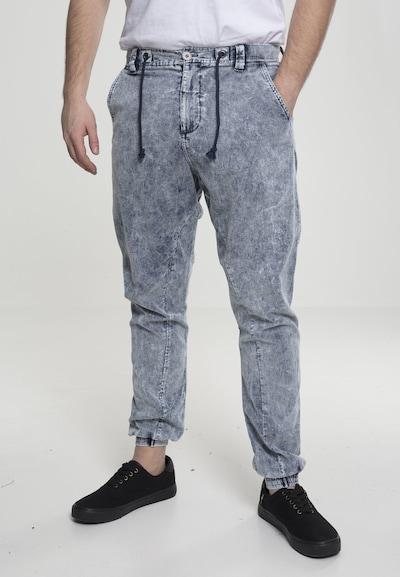 Urban Classics Pants in indigo: Frontalansicht