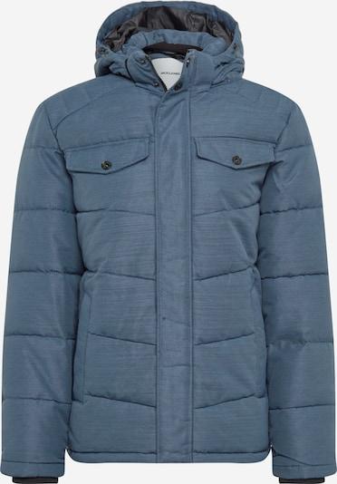 JACK & JONES Winterjas in de kleur Duifblauw, Productweergave