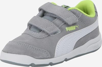 PUMA Sneaker 'Stepfleex 2 SD V Inf' in gelb / hellgrau / weiß, Produktansicht