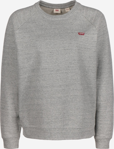 LEVI'S Sweater ' Relaxed W ' in grau, Produktansicht
