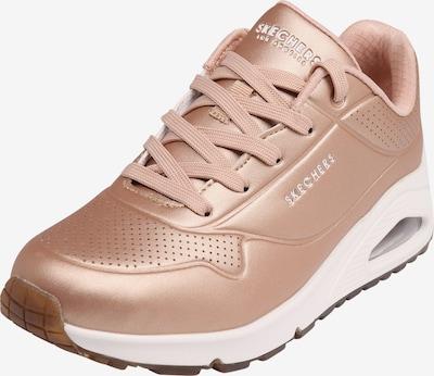 Sneaker low 'Uno' SKECHERS pe auriu - roz, Vizualizare produs