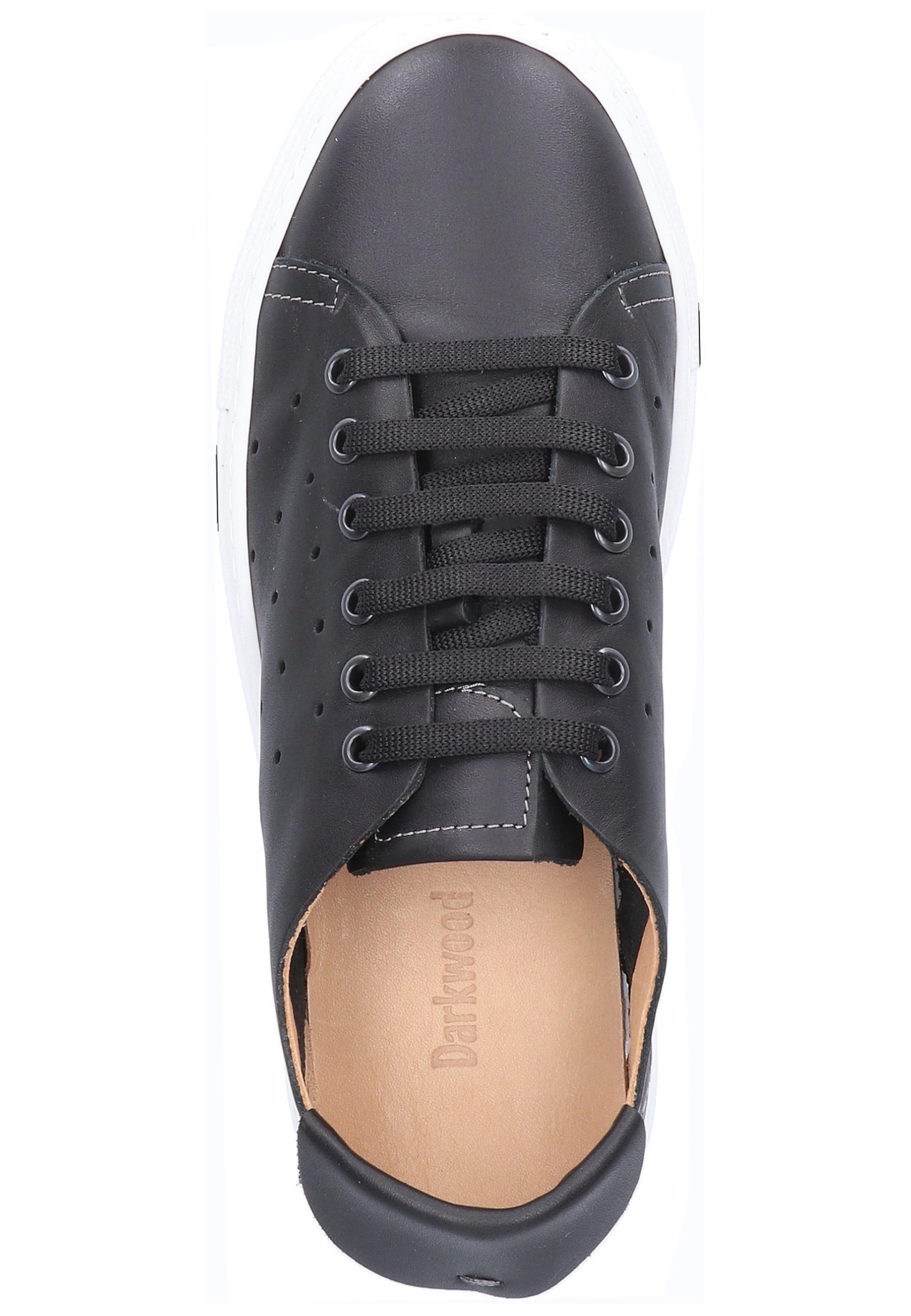 Schwarz Darkwood Darkwood Sneaker In Schwarz Darkwood Sneaker Schwarz Sneaker In Darkwood In rWCexdBo