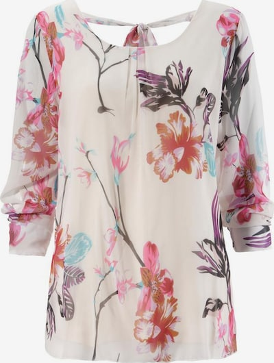 Aniston SELECTED Aniston SELECTED Chiffonbluse in mischfarben, Produktansicht