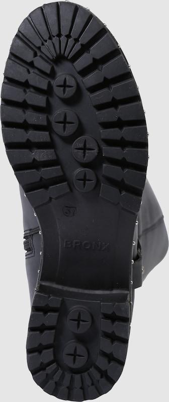BRONX Stiefel im Biker-Look