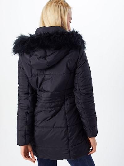 Žieminis paltas 'BESSY' iš VERO MODA , spalva - juoda: Vaizdas iš galinės pusės